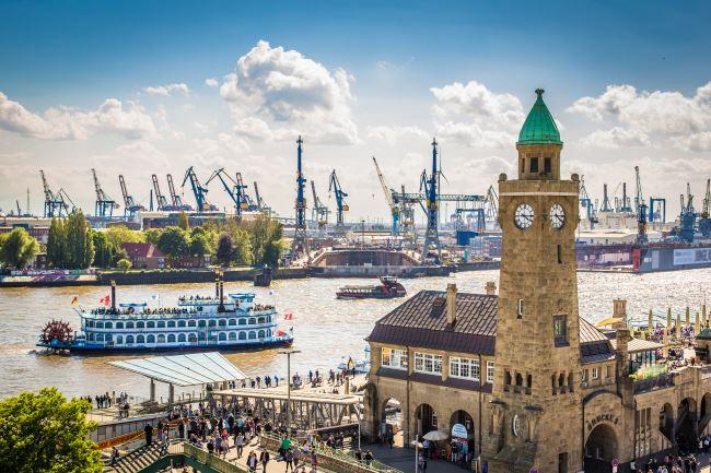 Hamburg Hauptstadt