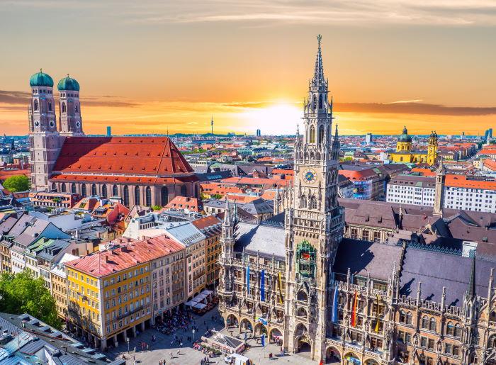 Dienstreise München