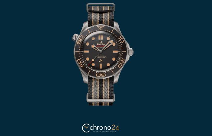 chrono24 omega no time to die