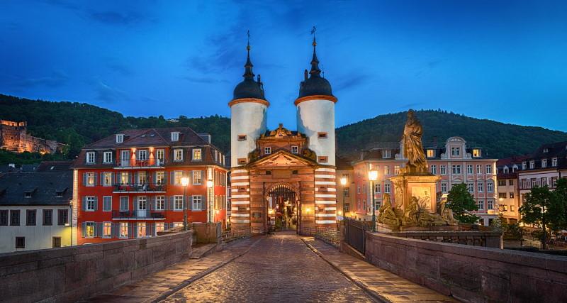 Stadtführung Heidelberg