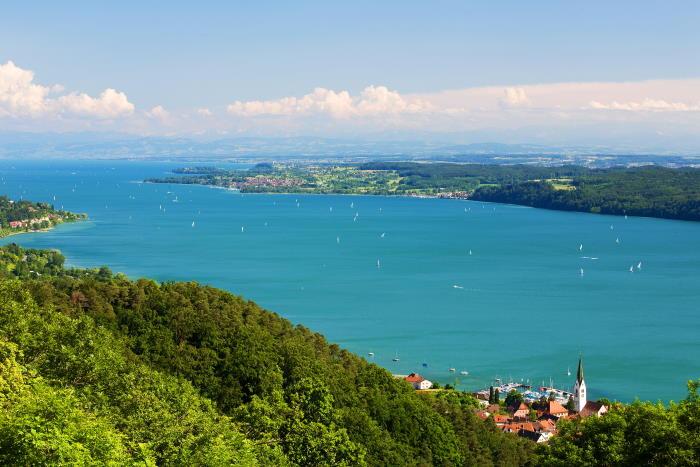 Tauchrevier Bodensee