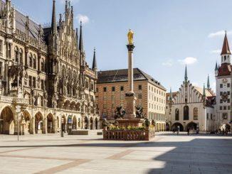 Städtereise nach München