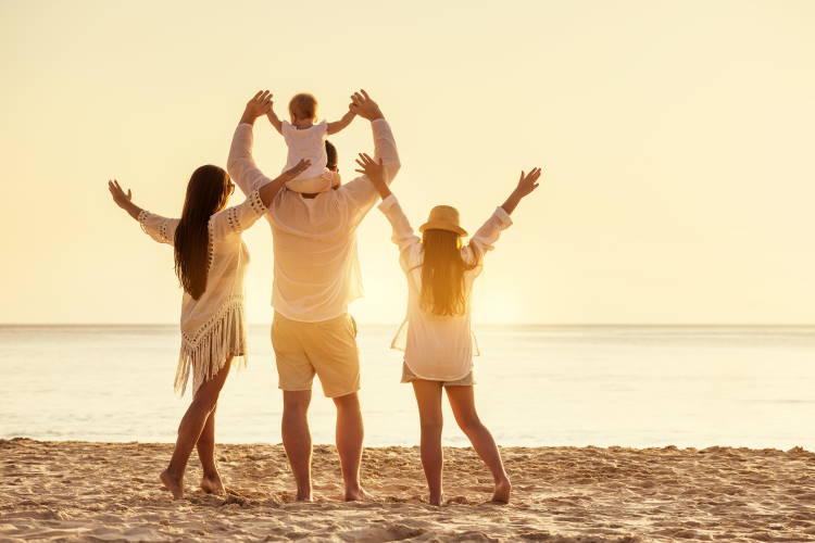 Familienurlaub Dänemark